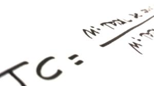 Calculo de la tasa de conversión