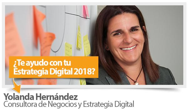 Estrategia digital 2018
