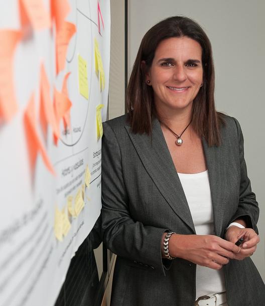 Yolanda Hernández , consultora en estrategia digital y empresarial